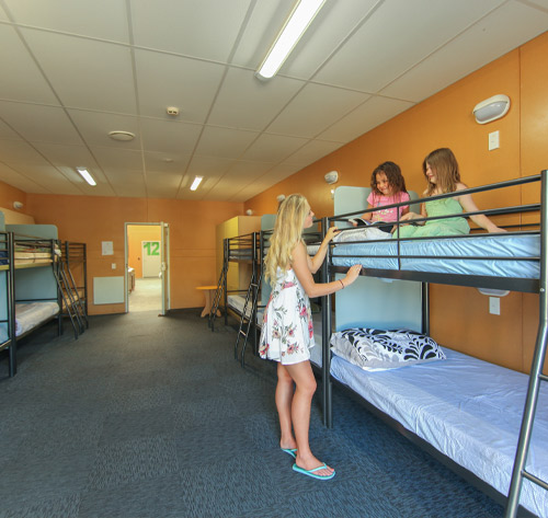 Value accommodation at KiwiCorral Country Backpackers NZ